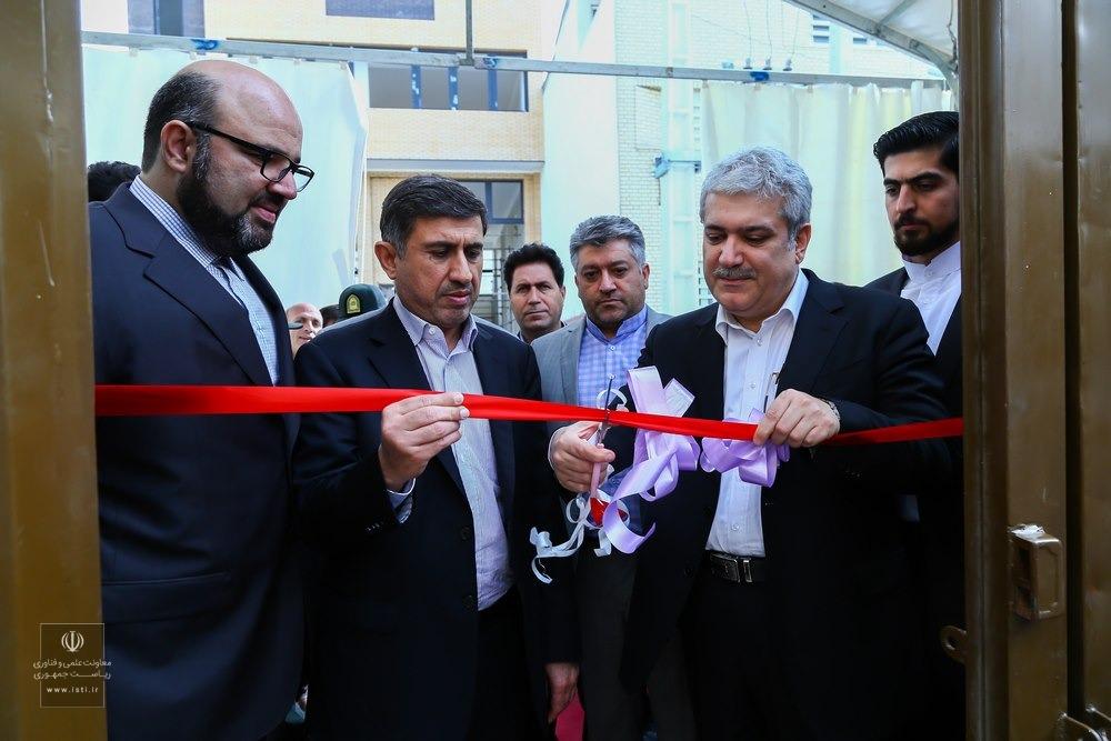 افتتاح شتابدهنده پایا فن یاخته با حضور معاون علمی فناوری رئیس جمهور